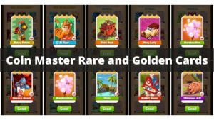 Coin Master Cards