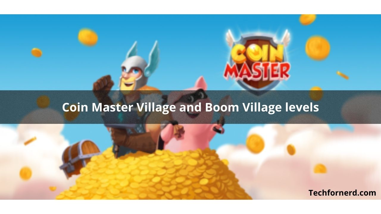 Coin Master Village Level