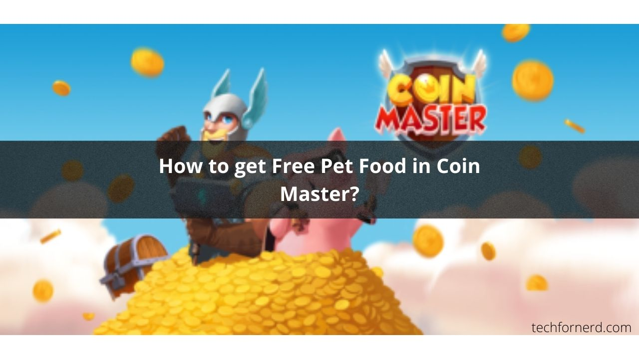 pet food in coin master