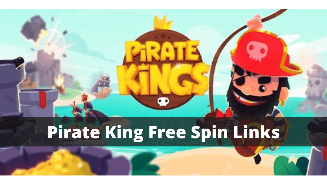 Pirate King Free Spins