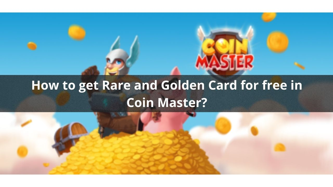 Golden card in Coin Master