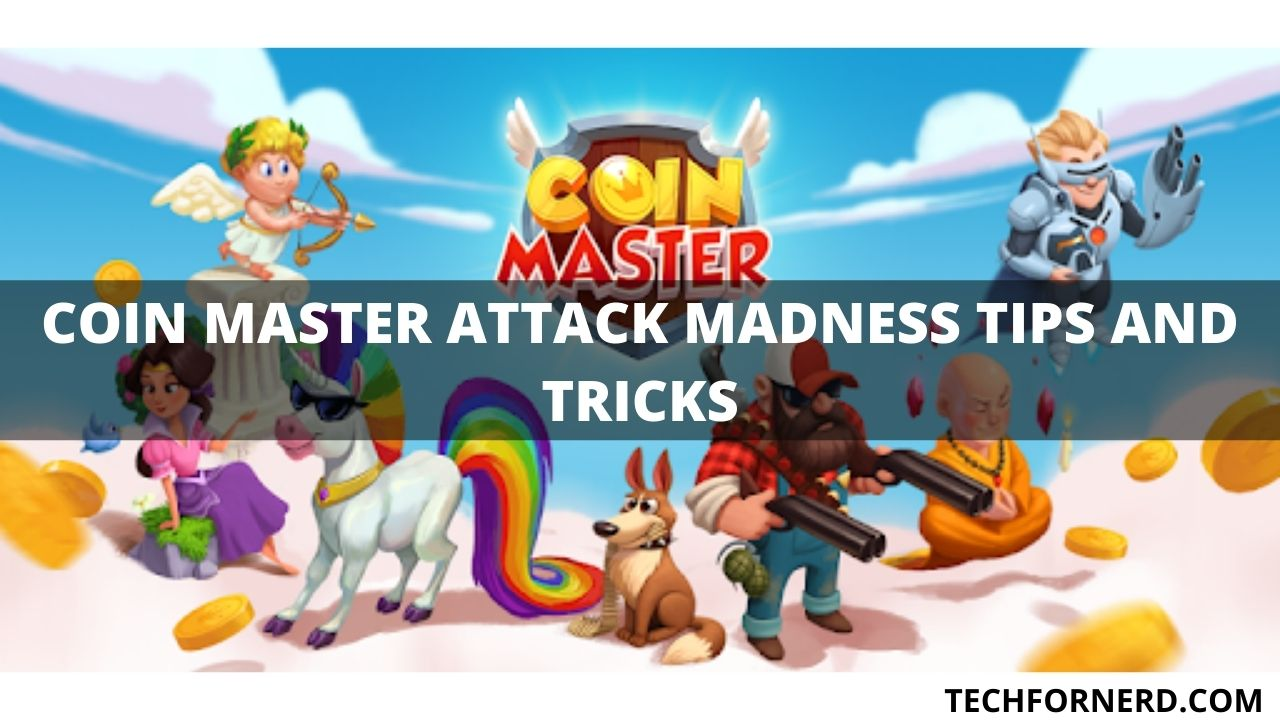 coin master attack madness
