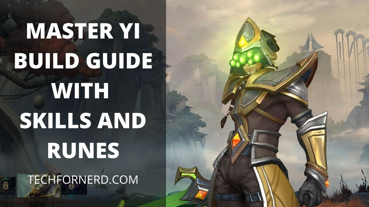 Wild Rift Master Yi Build Guide