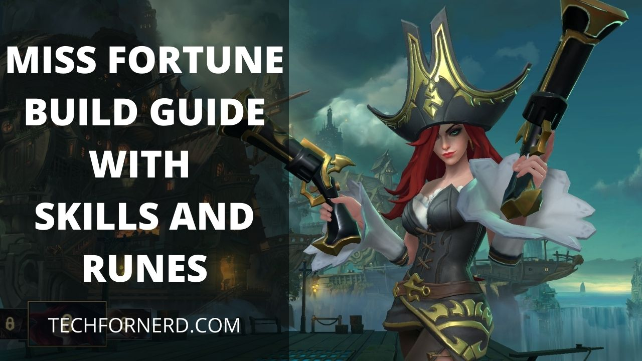 wild rift miss fortune guide