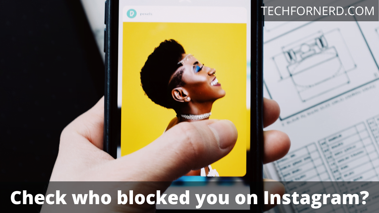 check who blocked you on Instagram