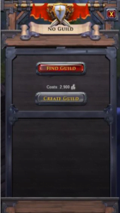 Create a Guild in Albion Online
