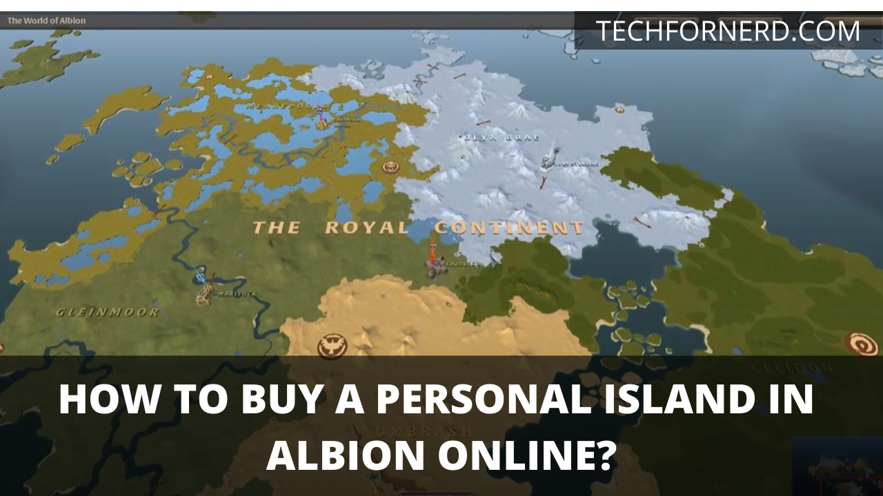 Albion Online Personal Island