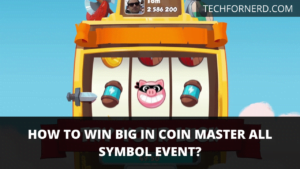 Coin Master all symbol event