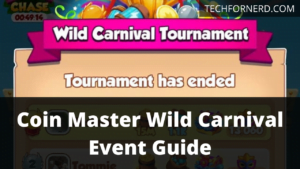 Coin Master Wild Carnival Event