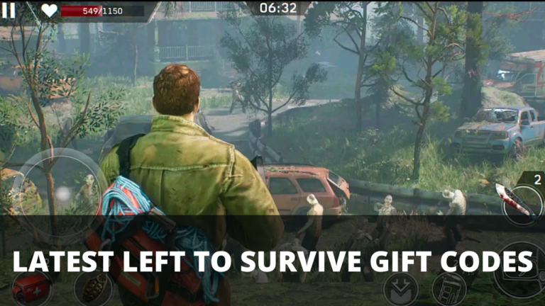 Left to Survive Promo Codes