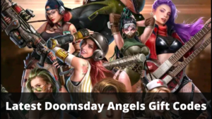 Doomsday Angels Gift Codes