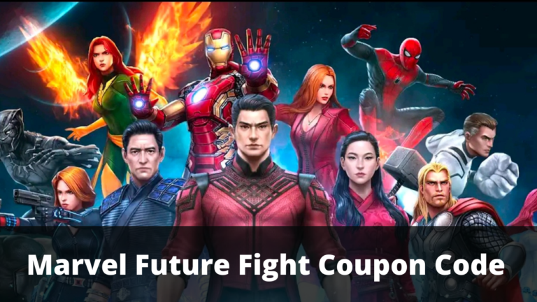 Marvel Future Fight Coupon Code